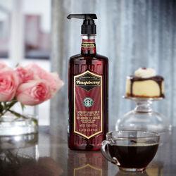 Raspberrysyrup