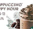 Frappuccino Happy Hour