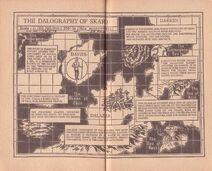 The Dalography of Skaro