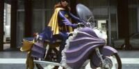1966 Batgirl Cycle