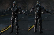 SC Class Vl Marine Armor