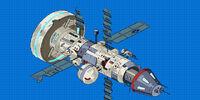 Russian Zombie Cosmonaut Ship