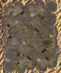 DesertRefuge SC2 Map1