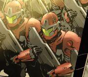 CerberusTroops SC-Com1 Comic1