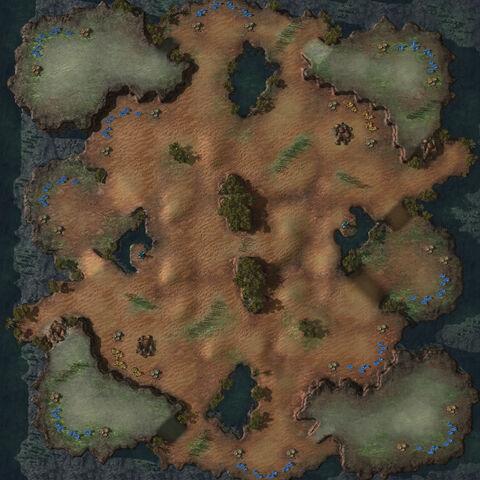 File:AridPlateau SC2 Map1.jpg
