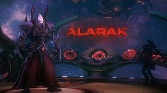 New Co-op Commander Preview Alarak