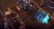 DimensionalShift Heroes Game1