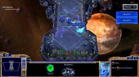 Starcraft 2 Arcade Starcraft Master Round 15