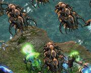 SwarmGuardian SC2 Game4