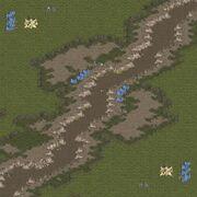 SmallDivide,The SC1 Map1