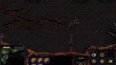 Starcraft - Zerg Mission 6 The Dark Templar