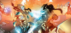 ZealotDragoon SC-Sacrifice Comic1