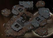 Scrapyard SC2 Map1