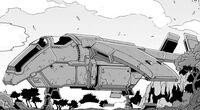 PlanetHopper SC-GA1 Comic1