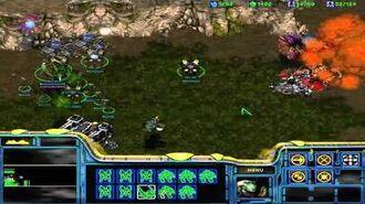 StarCraft Brood War Campaign Enslavers -- Episode I 3B. The Final Blow (Protoss Option)