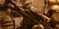 BOSUN FN92 rifle