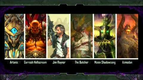 BlizzCon 2011 - Starcraft 2 Heart of the Swarm and Blizzard DOTA - Art & Technology Panel (Full)