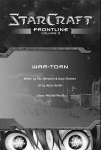 War-Torn Story Cover1