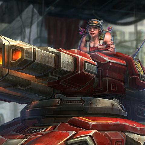 File:SergeantHammer Heroes Art1.jpg