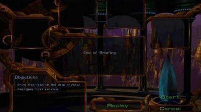 Starcraft Brood War - Protoss Mission 4 The Quest for Uraj
