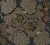 FalloutZone SC2 Map1