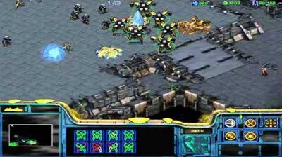 StarCraft Brood War Campaign Enslavers Dark Vengeance -- Episode I 5A