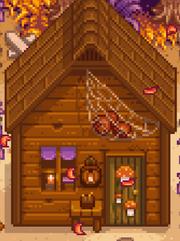 Elliot's Cabin