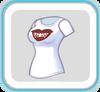WhiteVampireShirt