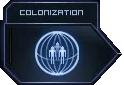 Research icon colonization