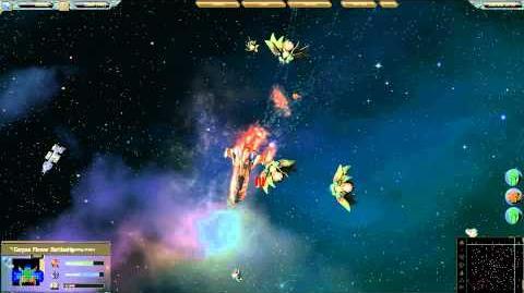 StarDrive battle