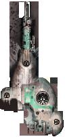 Derelict mothership sensor mast