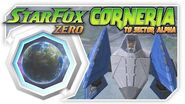 Star Fox Zero - Corneria To Sector Alpha! Wii U Gameplay Walkthough With GamePad 1