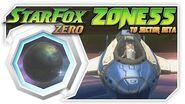 Star Fox Zero - Zoness To Sector Beta! Wii U Gameplay Walkthough With GamePad 1