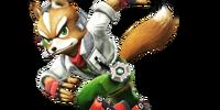 List of Super Smash Bros. series Trophies (Star Fox series)/Wii U
