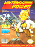 Star Fox Nintendo Power