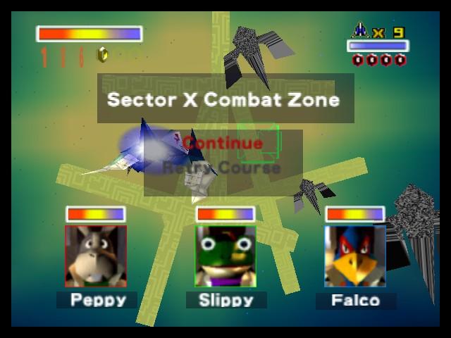 Archivo:Star Fox 64 (U) (V1.0) snap0002.jpg