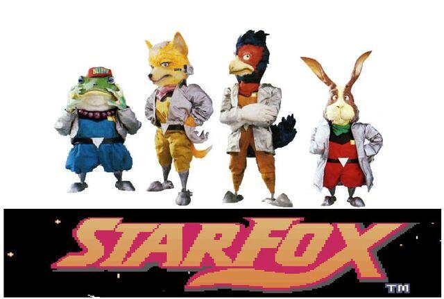 File:StarFox Team.jpg