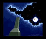Surfaces Of The Planet Corneria view 1 (Star Fox 2).