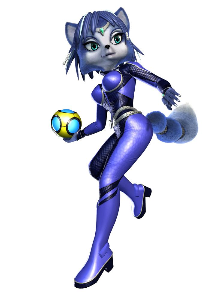 krystal star fox wiki fandom powered by wikia