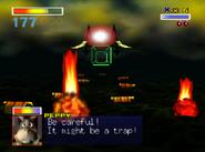 SF64 Zoness Trap