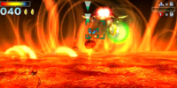 Lava Bombs