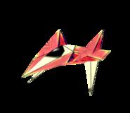 Katt Monroe's Cat Spaw MK In Zoness (Star Fox 64).