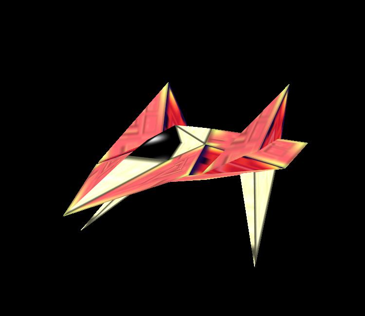 Archivo:Katt Monroe's Cat Spaw MK In Zoness (Star Fox 64)..png