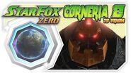 Star Fox Zero - Corneria 2 To Venom! Wii U Gameplay Walkthough With GamePad