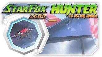 Star Fox Zero - Hunter To Sector Omega! Wii U Gameplay Walkthough With GamePad