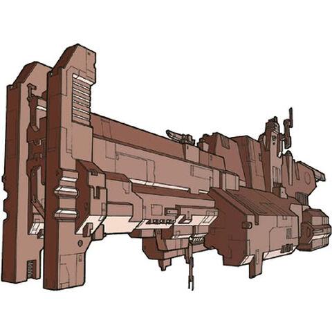 Human Battleship
