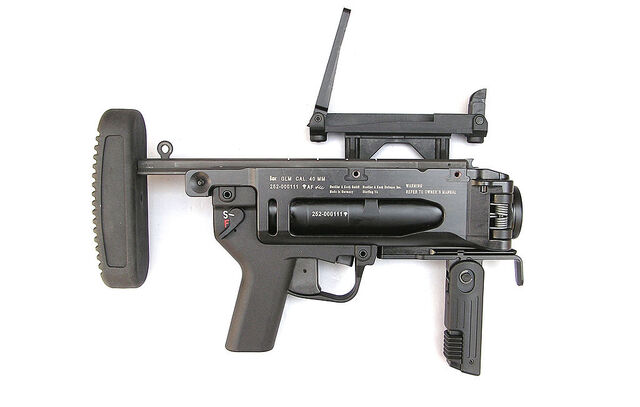 File:1024px-PEO M320 Grenade Launcher.jpg