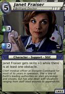 Janet Fraiser (Brilliant Doctor)