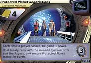Protected Planet Negotiations