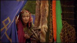Shavadai woman